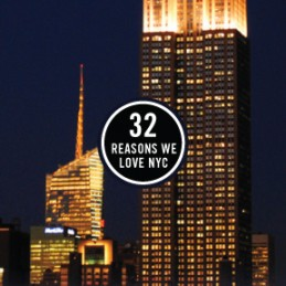 I heart NY {repeat 32 times to fade}